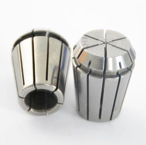 1pc 2mm ER25 chuck Spring Collet for CNC Chuck Milling Lathe ER25 2-1.5 Φ2