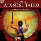 Discover Japanese Taiko 5019396266728 by Traditional CD