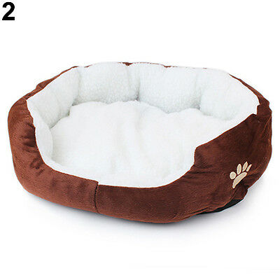 COMFY WARM DOG CAT PUPPY'S FASHION COMFORTABLE SOFT PAD BED PET CUSHION MAT
