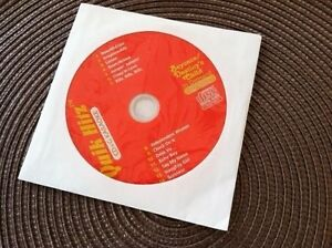 BEYONCE & DESTINY'S CHILD R&B SOUL KARAOKE HITS CDG CD+G QUIK HITZ QH-007