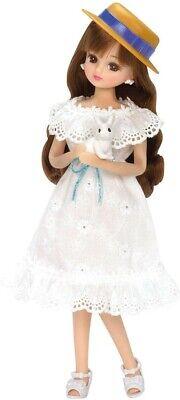 Takara Tomy Licca Doll LD-09 Kitty Dress Collocation Fashion Doll