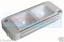 LABCRAFT TI3 NOVALUX 12V/24V LED INTERIOR / EXTERIOR LIGHT / LAMP VAN CARAVAN