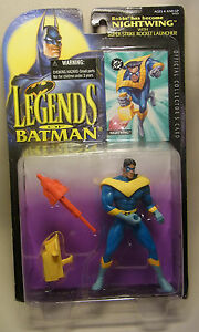 Vintage-90s-Action-Figur-Legends-of-Batman-NIGHTWING-OVP-1995-Kenner-DC-Comics