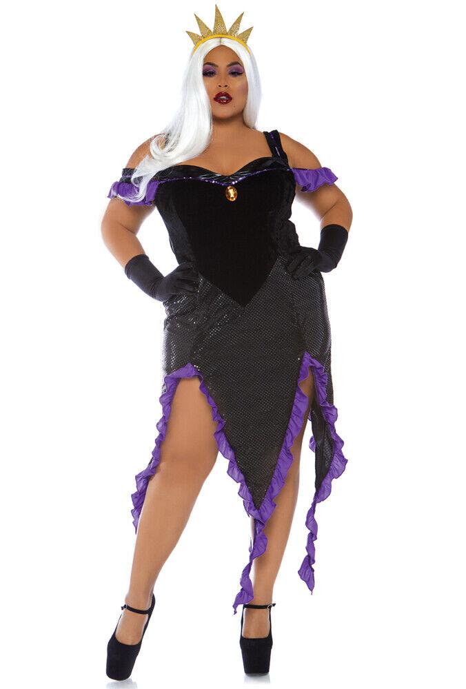 Leg Avenue 86168X Plus Size Clover O/'Cutie Halloween Costume