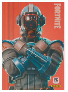 Details About Panini Fortnite Trading Card The Visitor Legendary Card 292 Holofoil