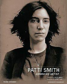 Patti Smith American Artist: Fotografien   Buch   Zustand sehr gut