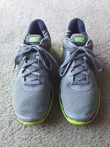 wholesale dealer 86229 16a16 Details about Nike Lunar Eclipse 408582 001 Men's 2010 Athletic Running  Shoes Size 9.5 US Gray