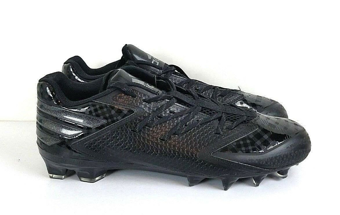 Adidas Mens Cleats Size 15 Quickframe Black CLU 600001