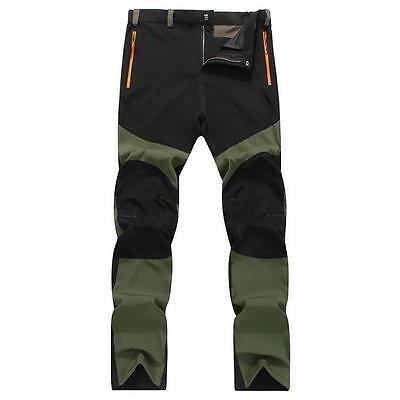 Waterproof Tactical Military Army Combat Outdoor Climbing Hiking Trousers Pants