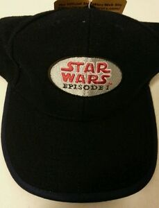 Star Wars Mütze Base Cap New Neu Episode I Konkursware Restposten