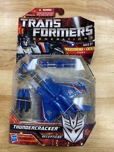 Hasbro Transformers Generations Deluxe Class Thundercracker