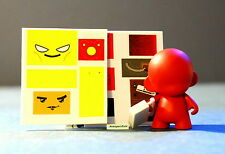 Marvel Micro Munny Vinyl DIY Munnyworld Kidrobot Iron Man