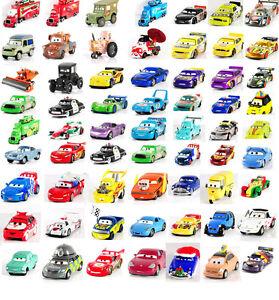 disney pixar cars 1 2 1 55 auto modelle diecast neu lose zur auswahl. Black Bedroom Furniture Sets. Home Design Ideas