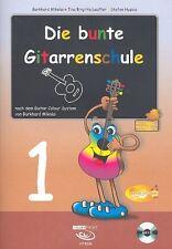 Die colorato Scuola di chitarra, Volume 1 (Libro & CD)