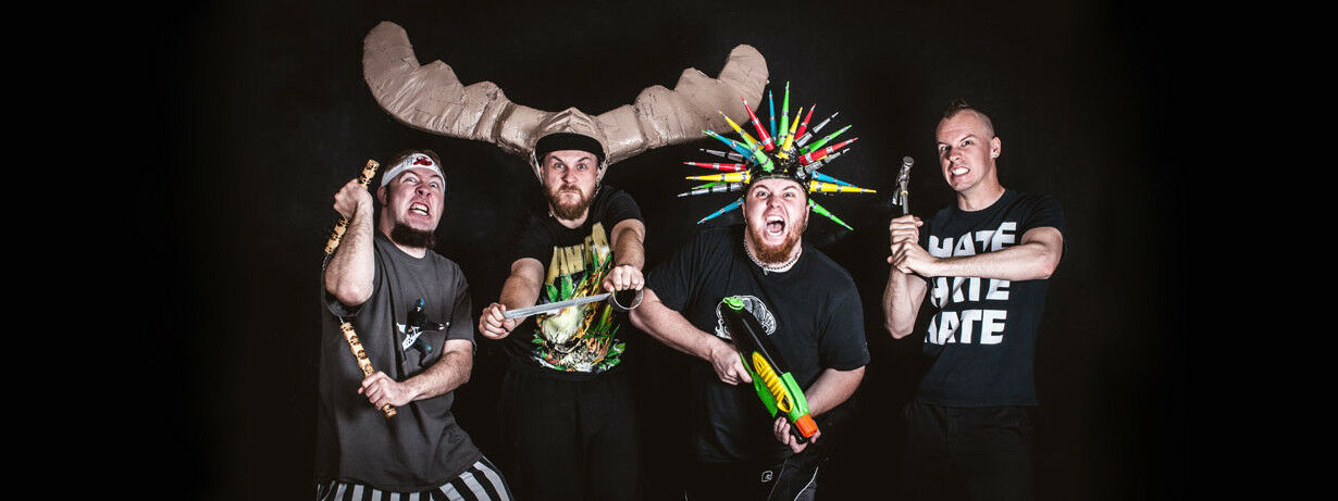 Psychostick Tickets (18+ Event)