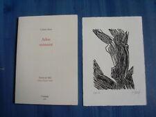 COLETTE ALEXIS Arbre mémoire dessins de Ankh ( numéroté signé 2000 TBE )