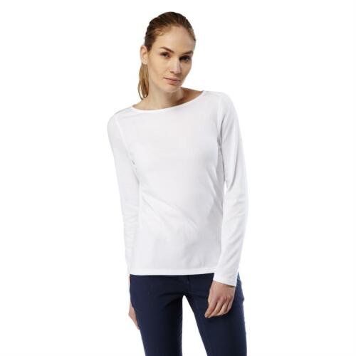 Craghoppers Nosilife Erin Womens Insect Repellent T-shirt LS Top Ladies