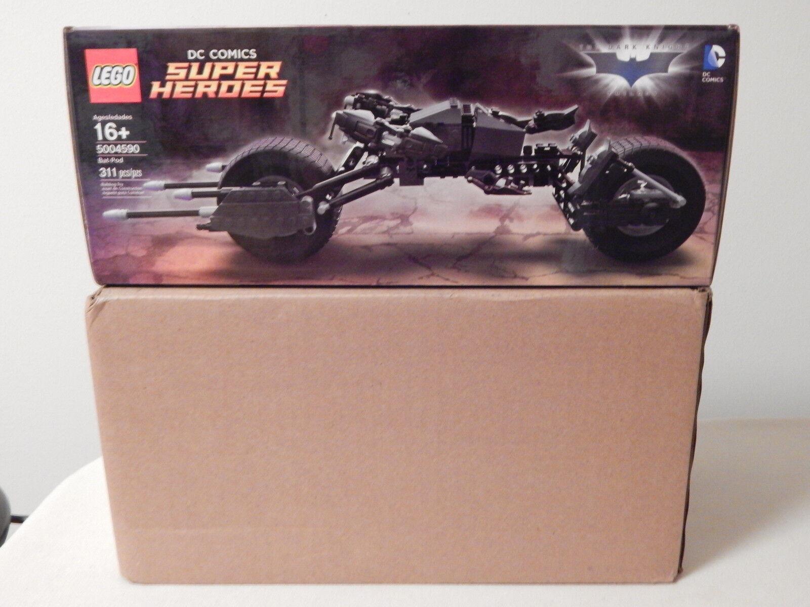 LEGO 5004590 Bat Pod DC Super Heroes Batman The Dark Knight Exclusive 1 Of 750