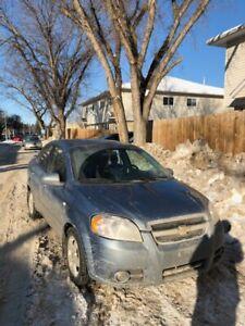 Selling Chevrolet Aveo 160km