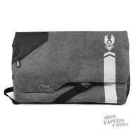 Halo Infinity Courier Messenger Bag Licensed Gamer Shoulder Bag on sale