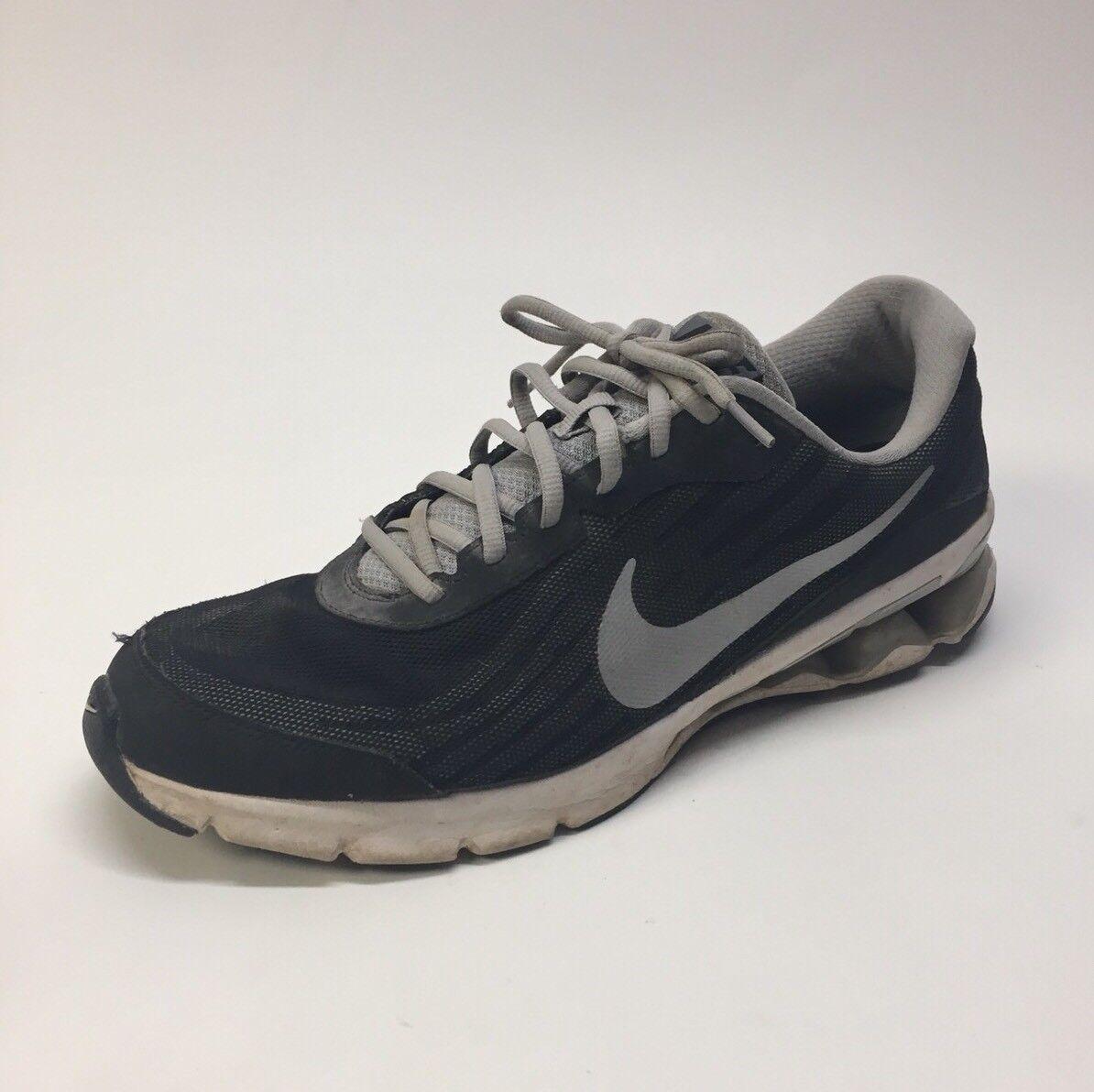 Nike hombre REAX RUN 653617-002 9 running zapatos 653617-002 RUN comodo e42059