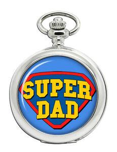 Super-Dad-Taschenuhr