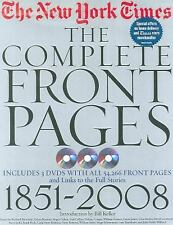 The New York Times: The Complete Front Pages: 1851-2008, The New York Times, Goo