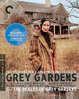 Grey Gardens (Blu-ray Disc, 2013, Criterion Collection)
