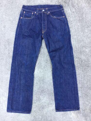 Vintage Levis Cone Indigo Big E Redlines Jeans LVC