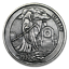 Hobo Nickel Series Working The Graveyard Shift 1 oz Silver Antiqued Round W//COA