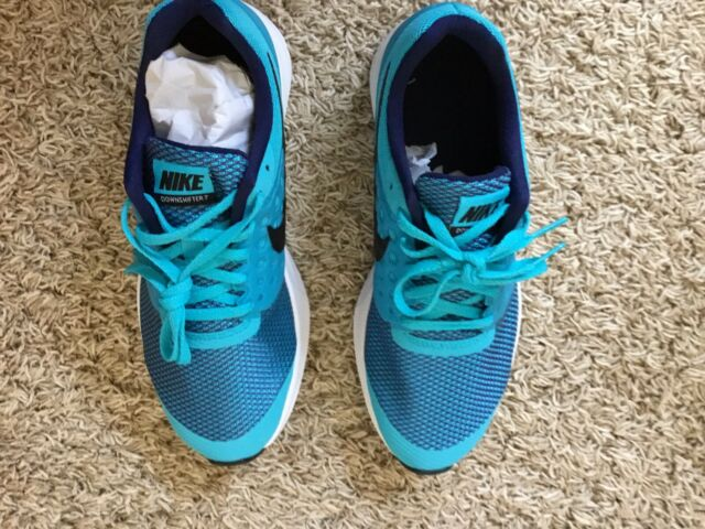 Youth Running Shoes Sneakers Blue