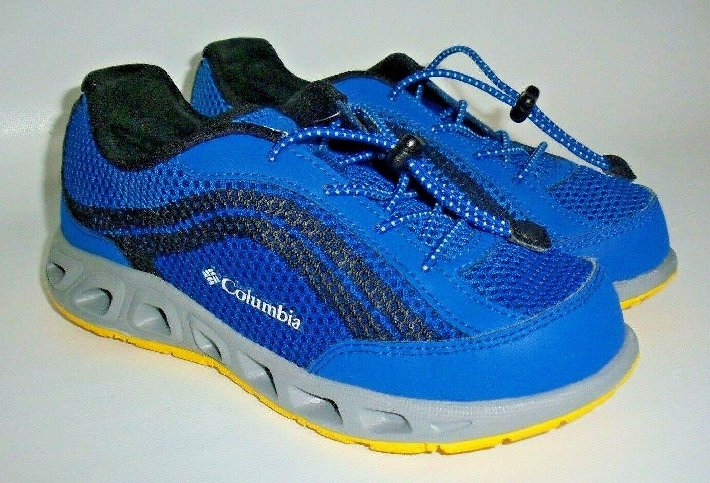 Columbia Men's Size 5 Drainmaker IV Boat Shoe, Blue