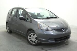 2011 Honda Fit DX-A+AIR.CLIM+VIT.ELEC+AUTOMATIQUE