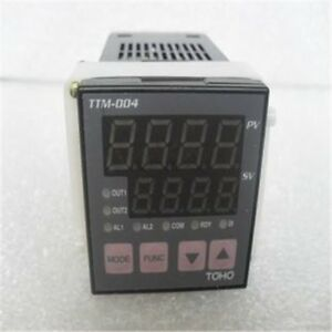 1-Stuecke-Toho-TTM-004-R-A-Temperaturregler-TTM004RA-xt