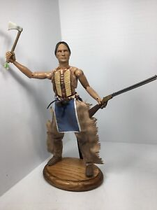 1/6 Sideshow Sioux Chief Couteau Crazy Horse Couteau Tomahawk Henry Rifle Dragon Bbi Did