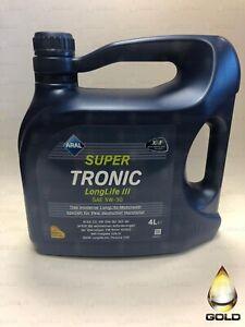 5W-30-Aral-Super-Tronic-LongLife-3-Motoroel-1-x-4-Liter