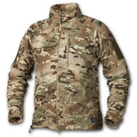 Helikon Tex Alpha Tactical Grid Fleece Recon Army Cold Weather Camogrom