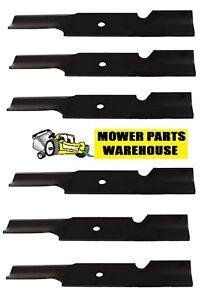 "Ferris Mower Blade 5101986 Set of 6 For 48/"" Cut"