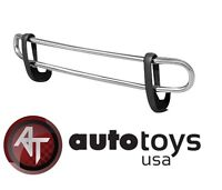 02-06 Chevy Trailblazer Stainless Steel Rear Bumper Guard - Double Tube