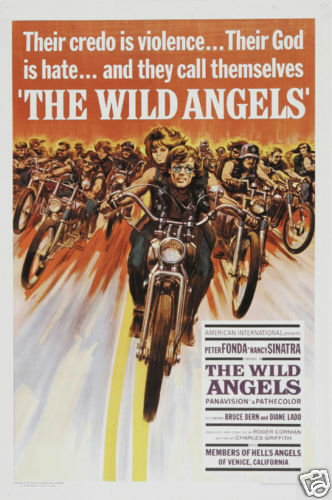 Fighting mad Peter Fonda vintage movie poster print