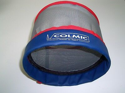 Lovely Colmic Mico Magic Net 140 Mm Durchmesser Madendosen 0,25mm Maschenweite Relieving Heat And Sunstroke fein
