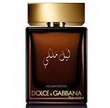 Dolce & Gabbana The One For Men Royal Night EDP 3.3 oz EXCLUSIVE EDITION no bох