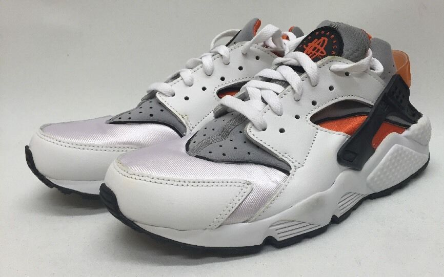 Nike Air Huarache International Men's Sz 9 2005 Orange Blaze 305957 103 BNWOB