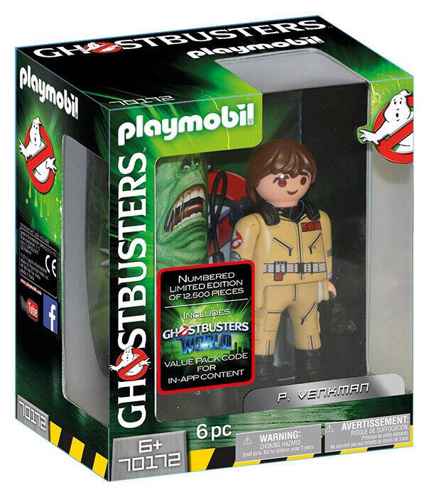PLAYMOBIL Ghostautobusters Col.Ed. PVenkuomo 70172 PLAYMOBIL   prima i clienti