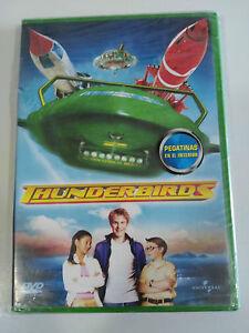 Thunderbirds Thunder Birds DVD Universale Nuovo - Am