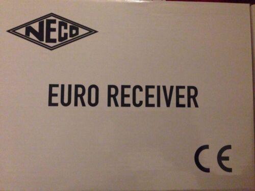 5 Remotes Euro for Shutters Neco Multi Channel Remote Control System
