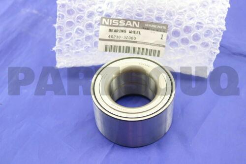 402103Z000 Genuine Nissan FRT WHEEL BRNG 40210-3Z000