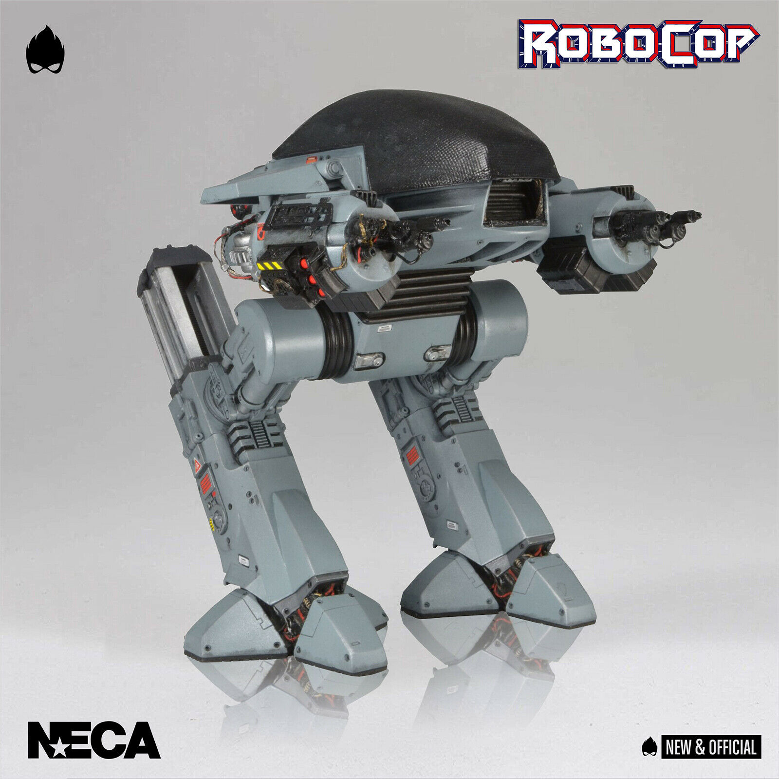 NECA - ROBOCOP ED-209 with Sound Action Figure  • NEW & OFFICIAL •