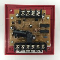 Potter Amseco Smd10-3a Synchronization Module, Red
