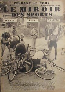 Cycling-Special-Tour-France-1939-Step-Toulouse-Montpellier-Marseille-Monaco